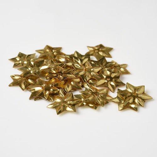 Gold Stars 15mm