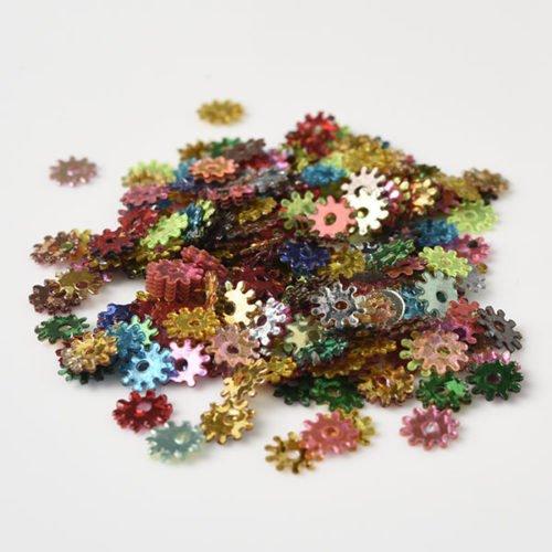 Mini Gears Multi Color 5mm