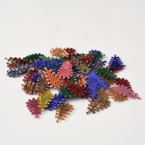 Spiky Leaf Large 11mm x 5mm