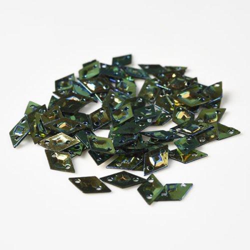 Copper Irridescent Diamonds