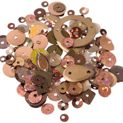 Copper Assorted Shapes & Sizes