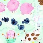 Kiddies Flannel Nursery Rhymes