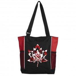 Maple Canada Goose Tote Bag