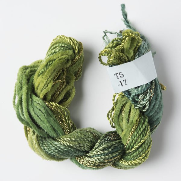 Greens Texture Yarn
