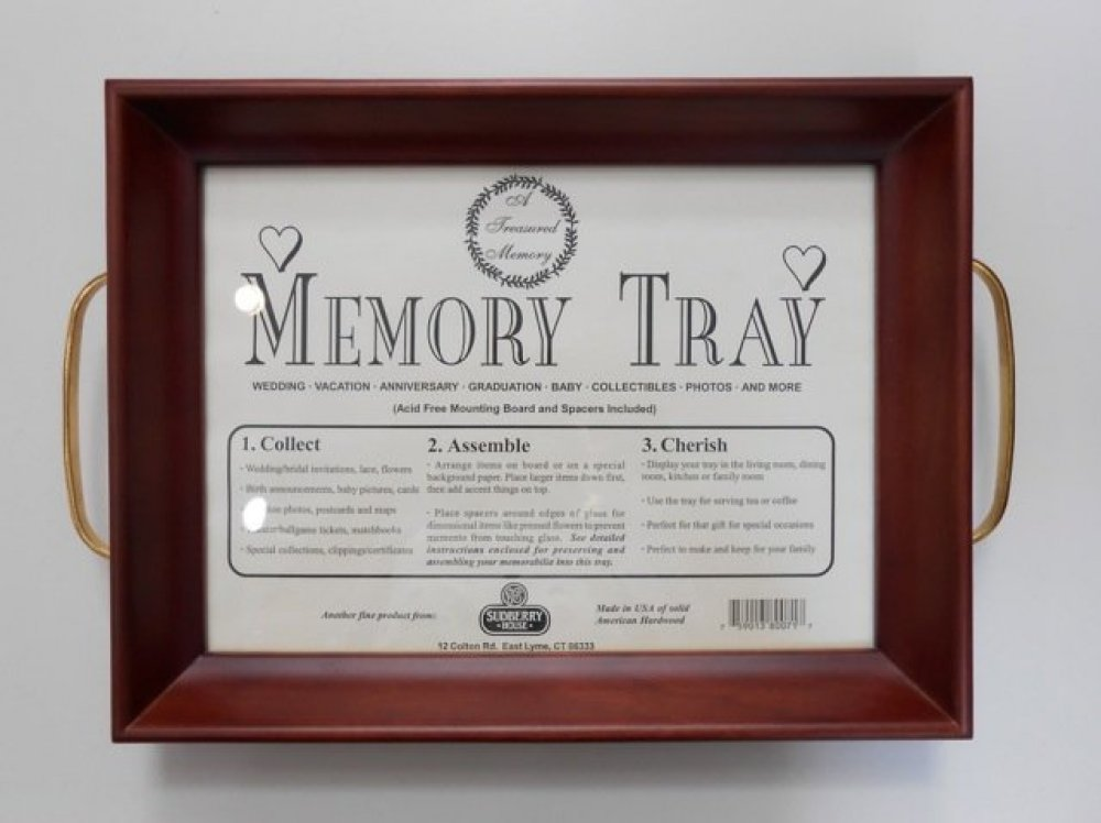 Memory Tray