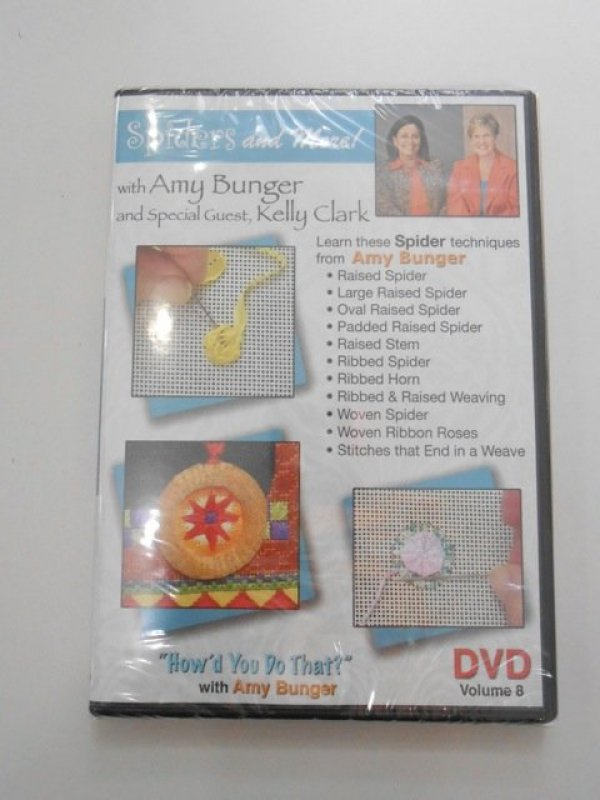 DVD - Spiders and More!