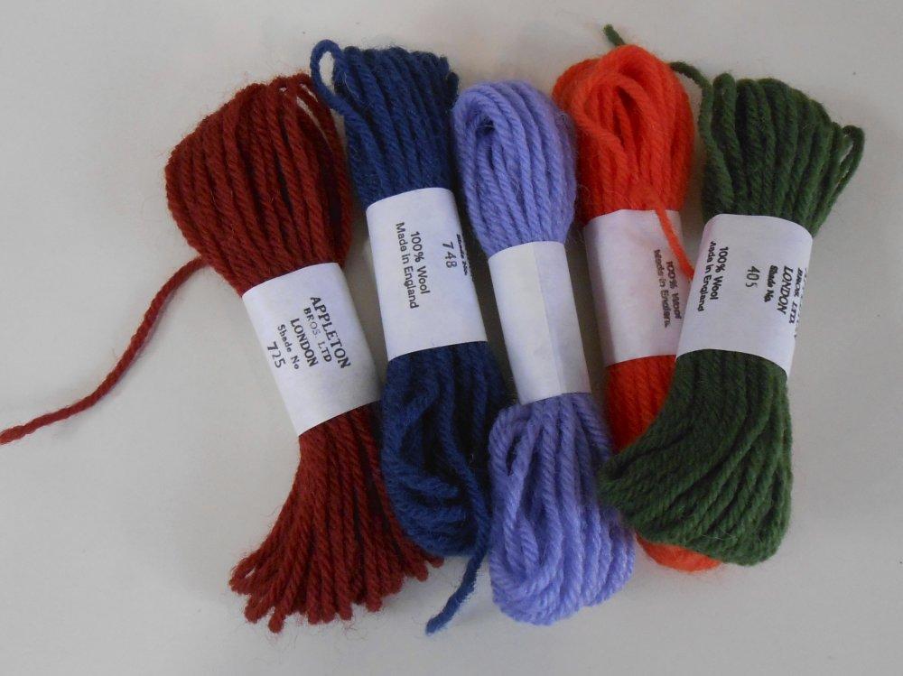 Appleton Wool by Appleton Brothers Ltd.