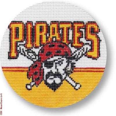 Pittsburgh Pirates Ornament