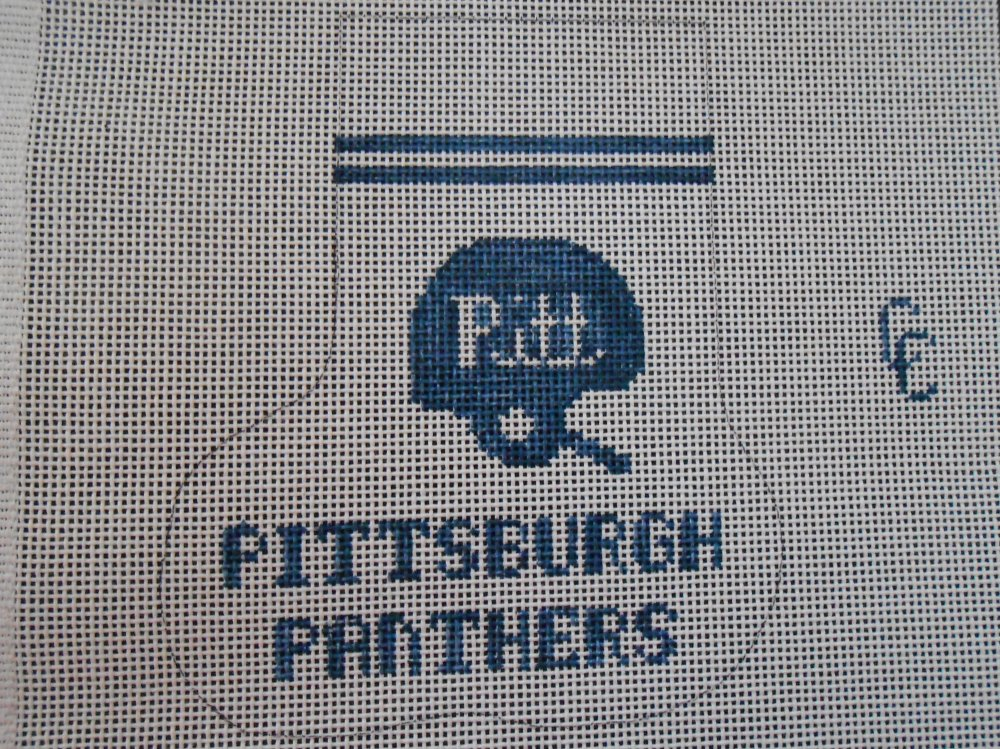 Pittsburgh Panther Mini Stocking