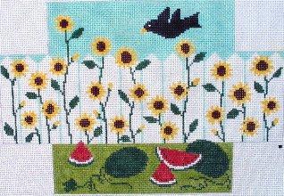 Sunflower Brick