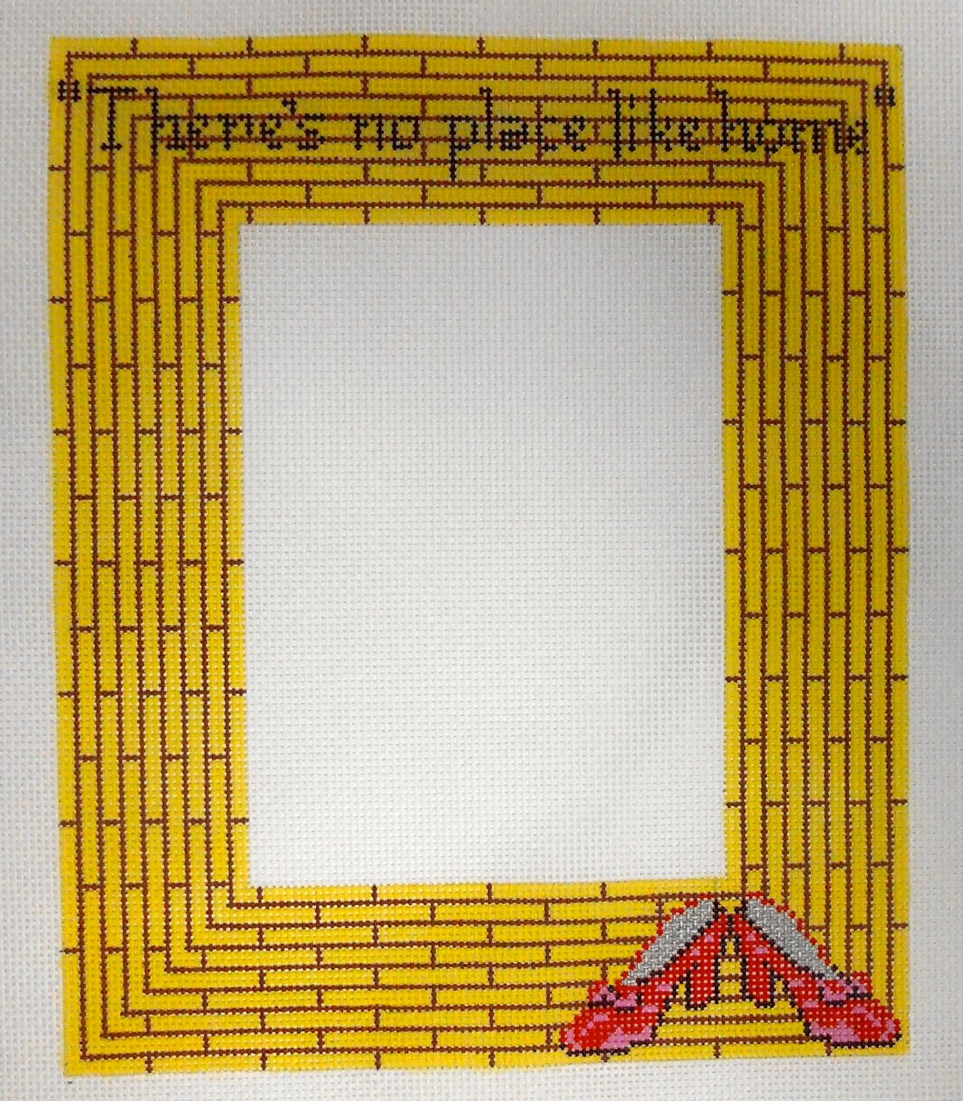 There's No Place Like Home Frame