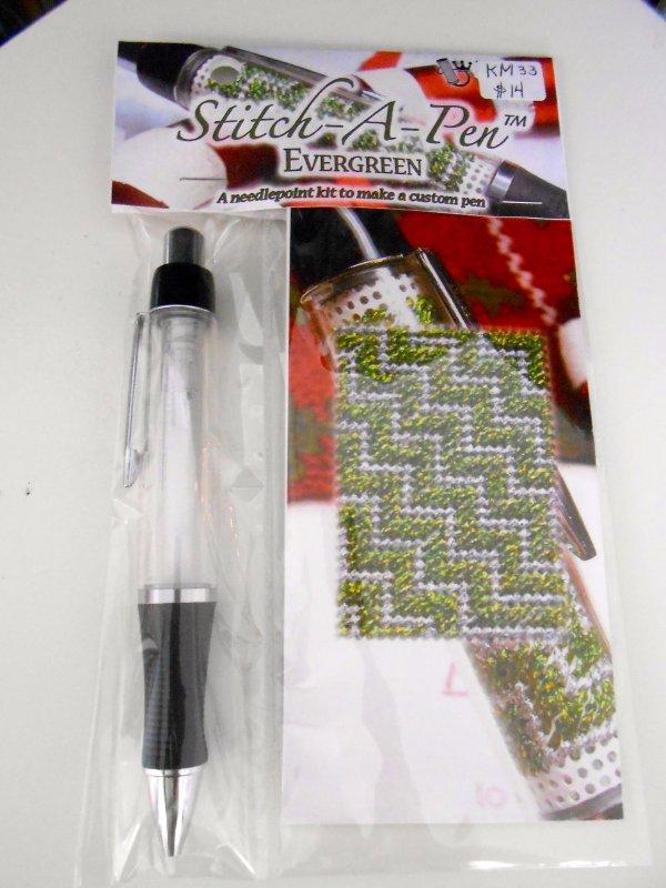 Stitch-A-Pen Evergreen