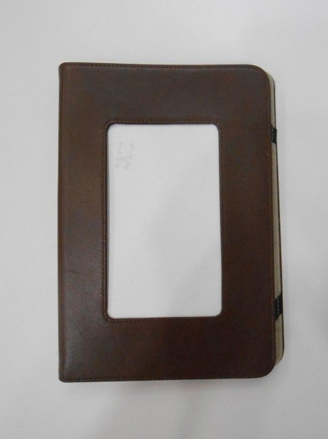 Brown Leather E-reader Cover