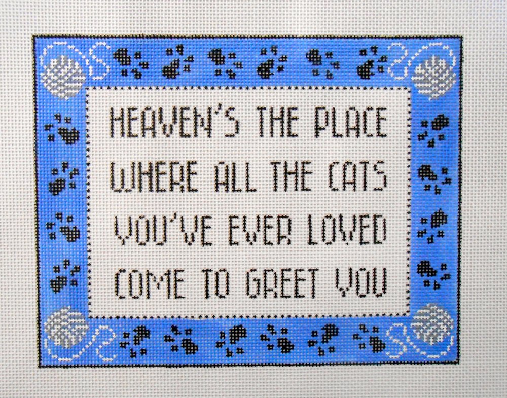 Heavens the Place . . . Cats