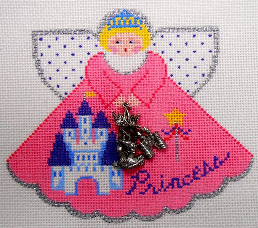 Princess Angel with Charms