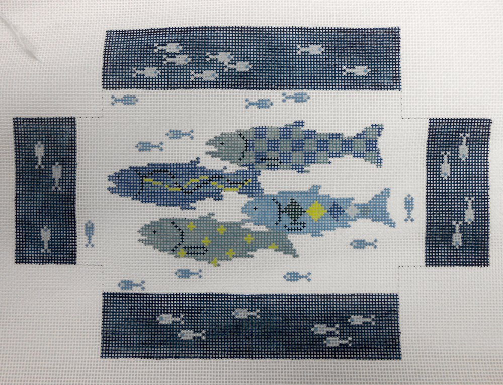 Fish Brick