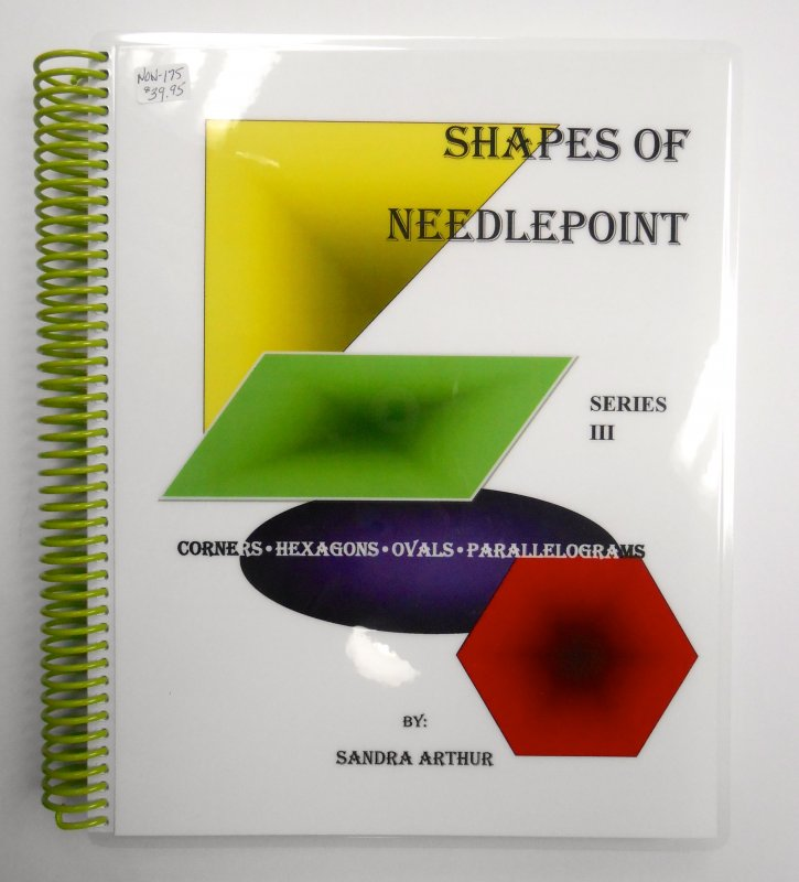 Shapes of Needlepoint - series III