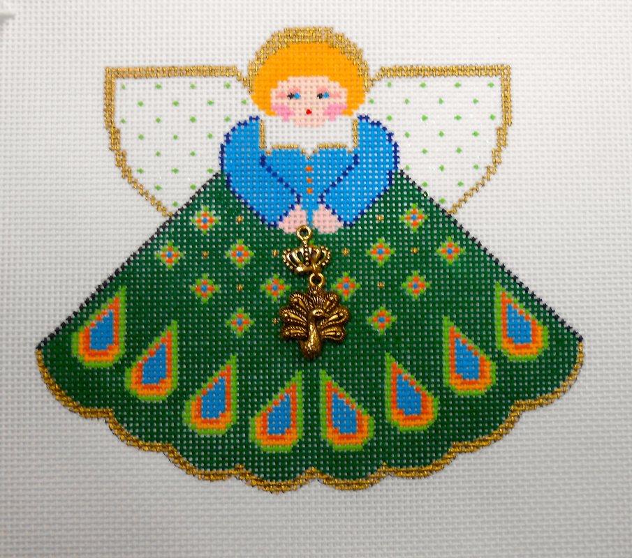 Peacock Angel