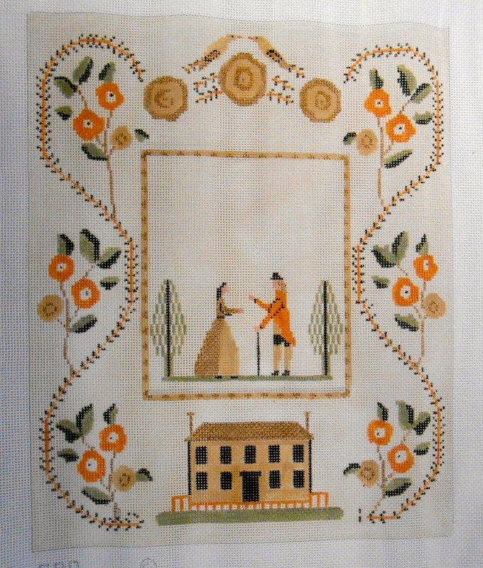 Floral Wedding Sampler