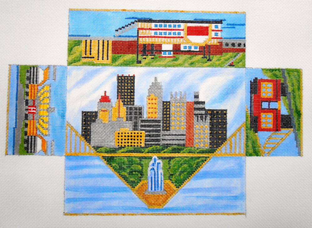 Pittsburgh Point Brick