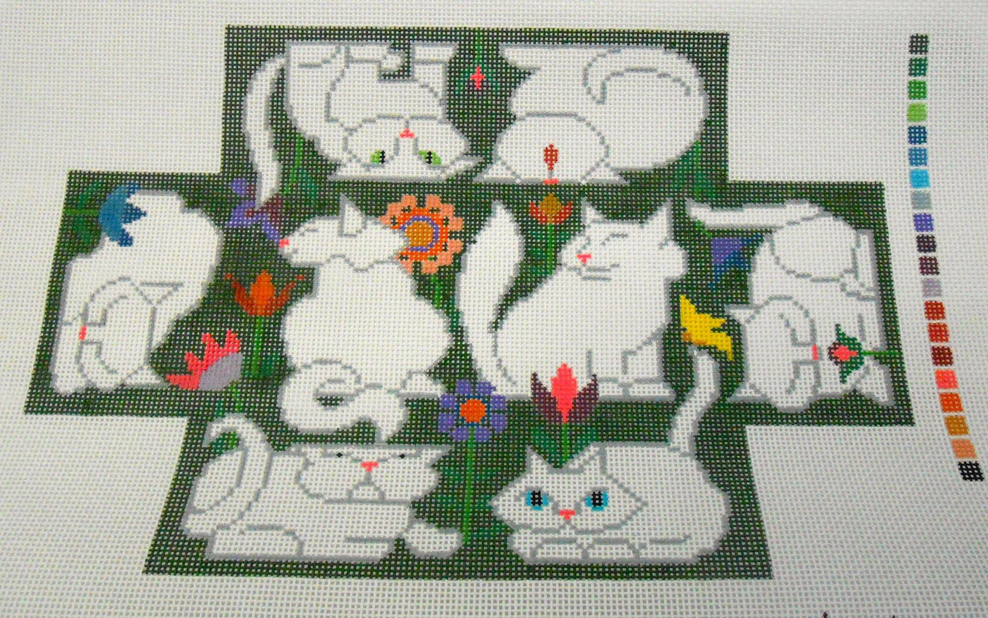 Garden Cat Brick
