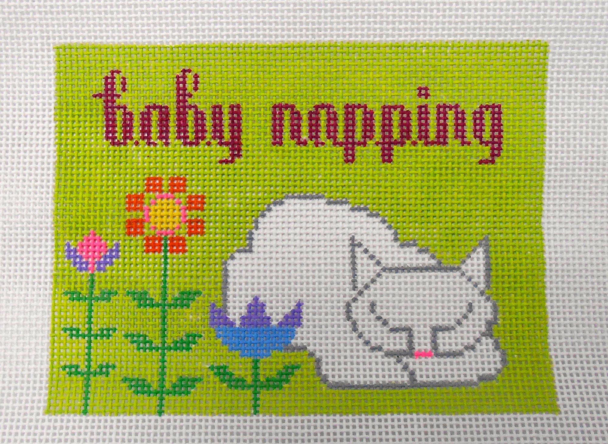 Baby Napping - Kitty