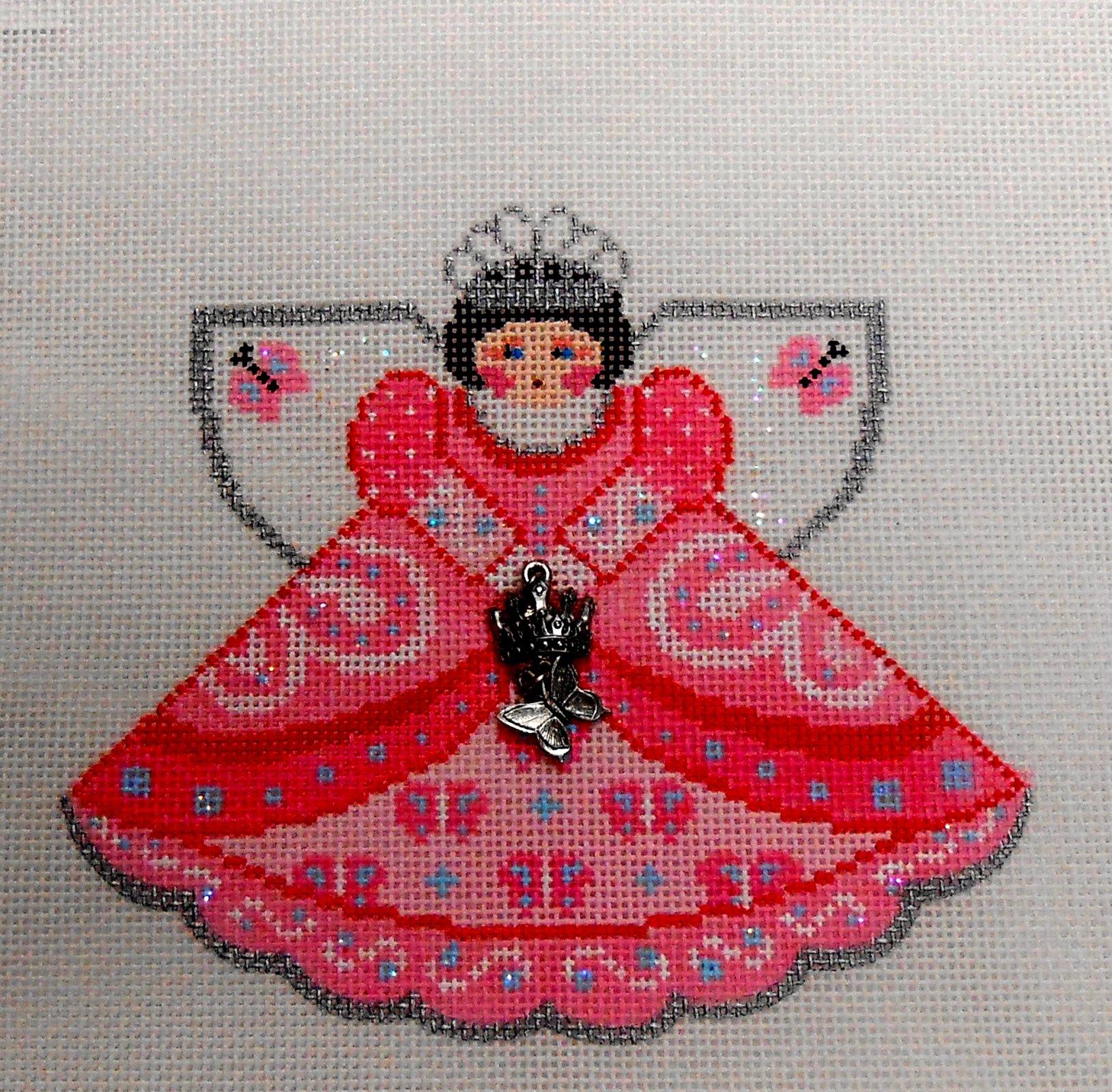 Pink Queen Angel