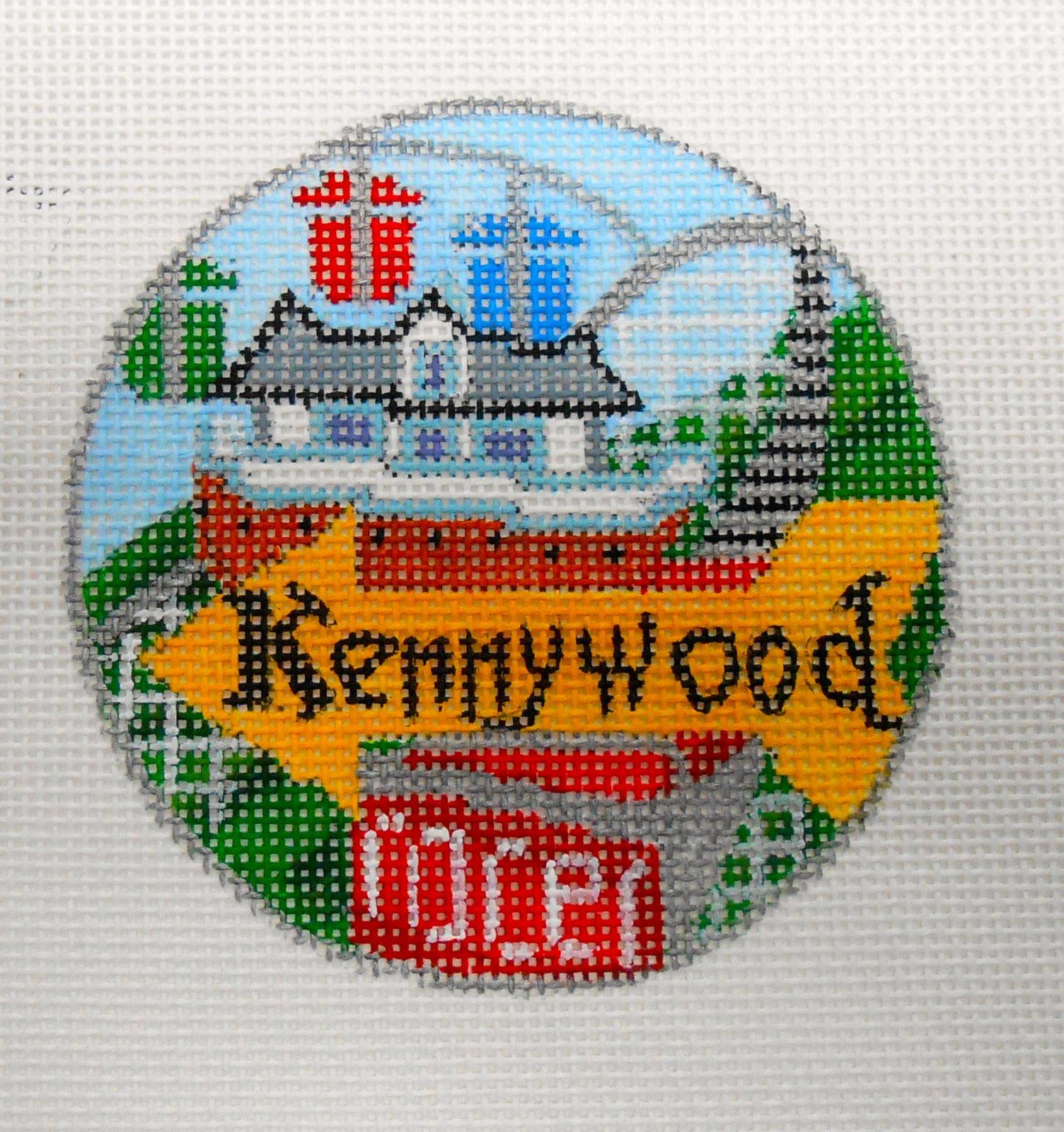 Kennywood Ornament