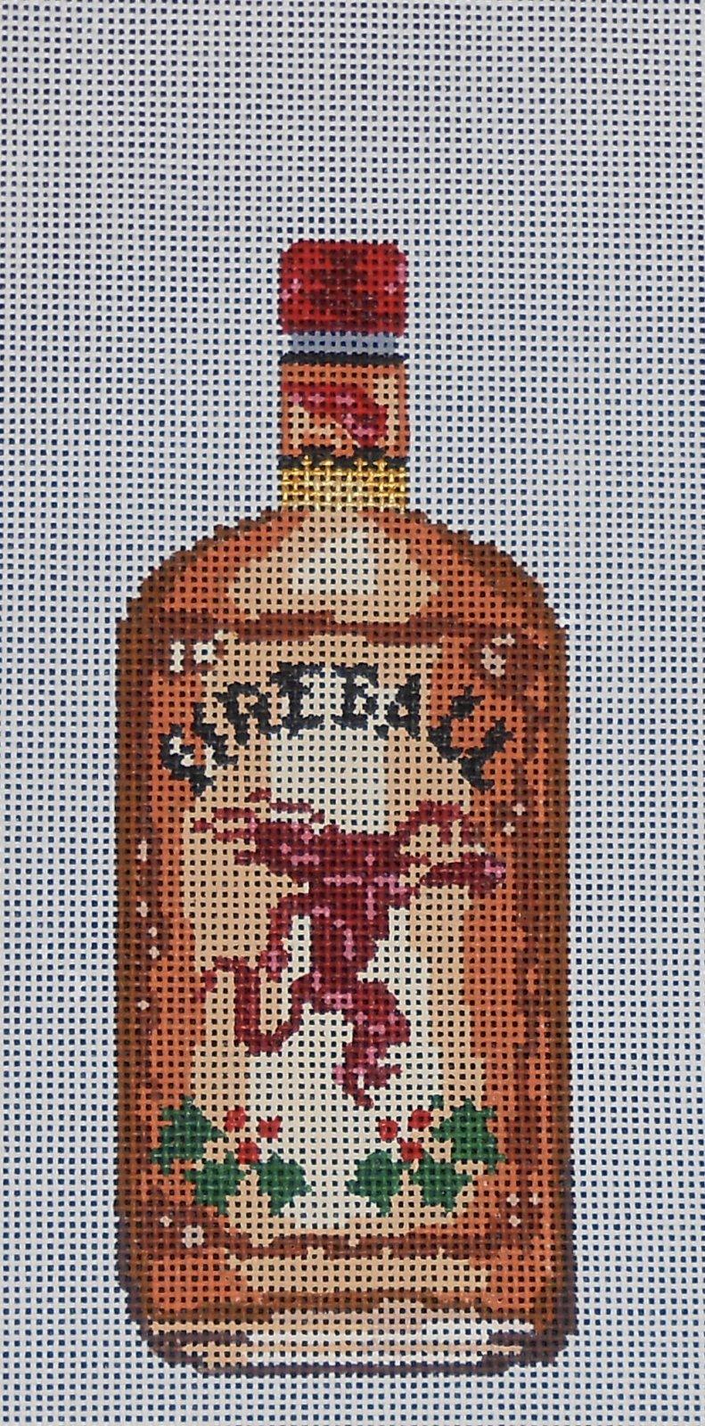 Fireball Bottle