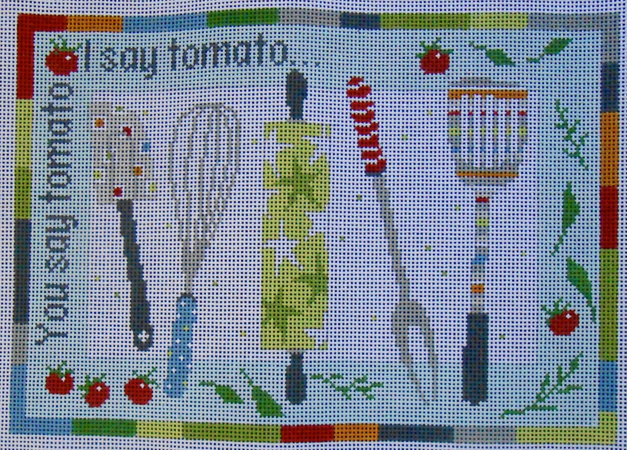 I say Tomato . . .
