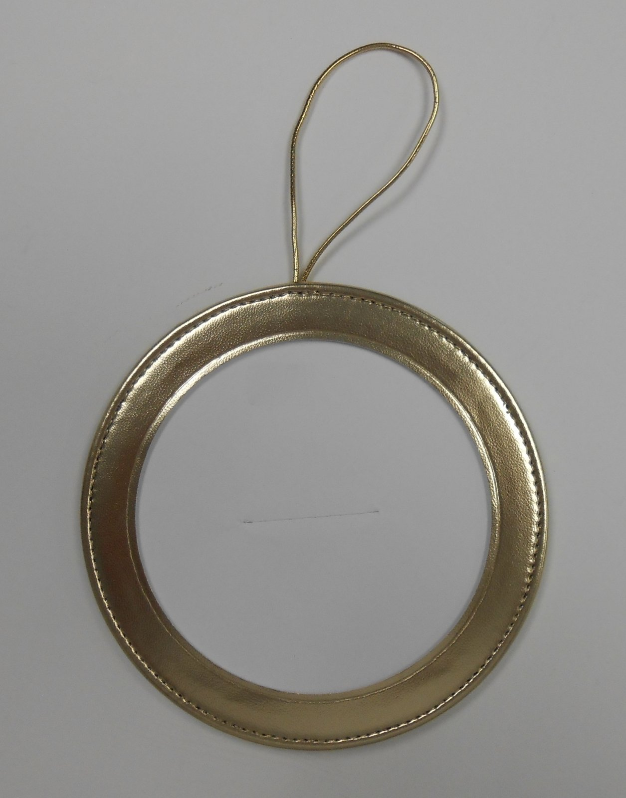 Gold Magnetic Ornament/Coaster