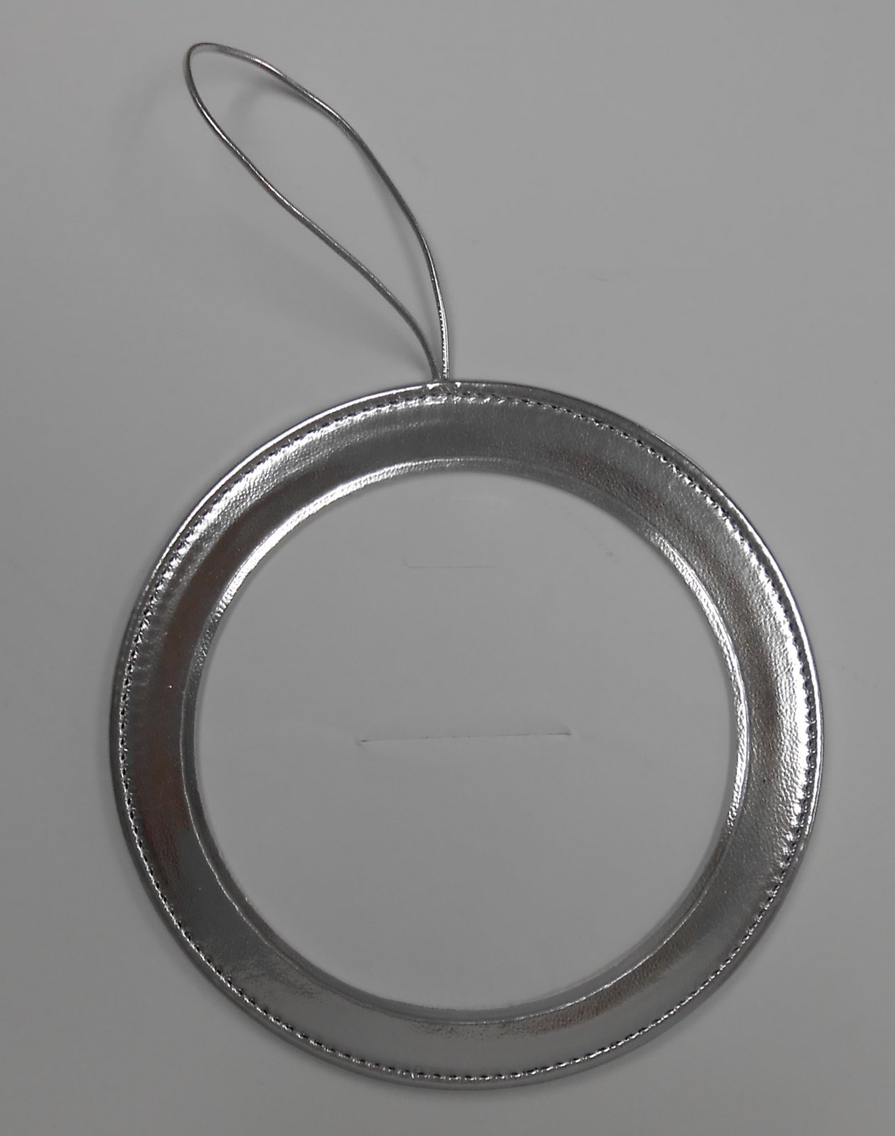 SIlver Magnetic Ornament/Coaster
