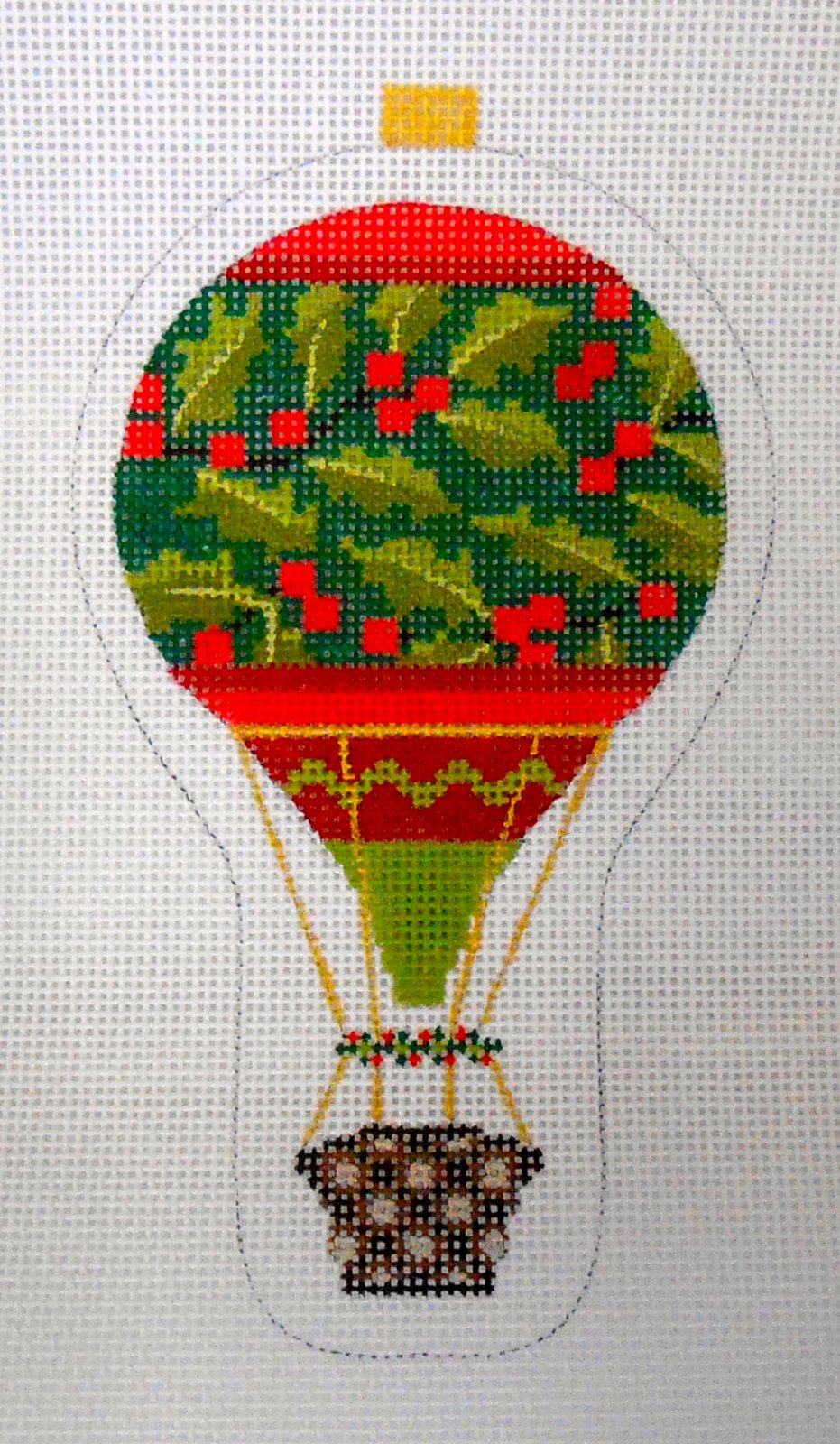 Holiday Balloon - Holly