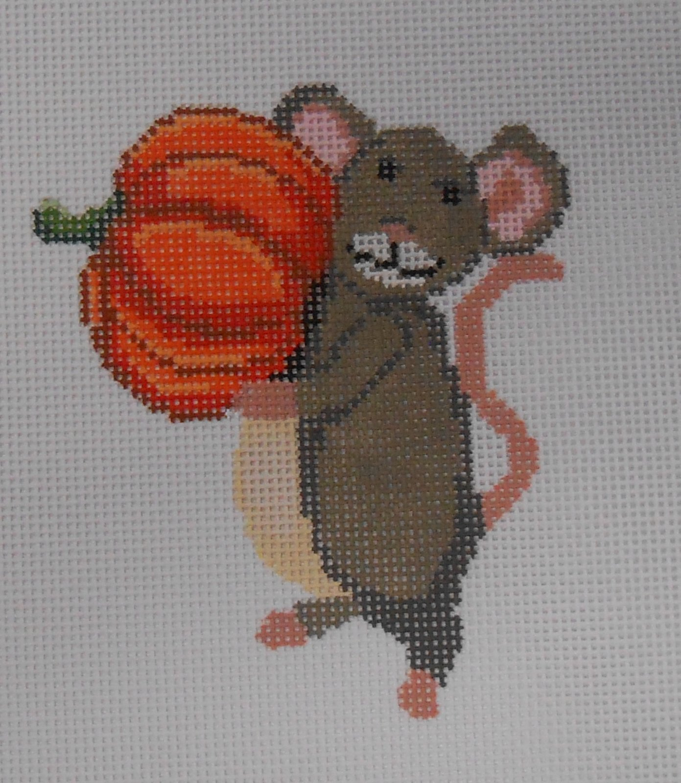 Mouse Pumpkin