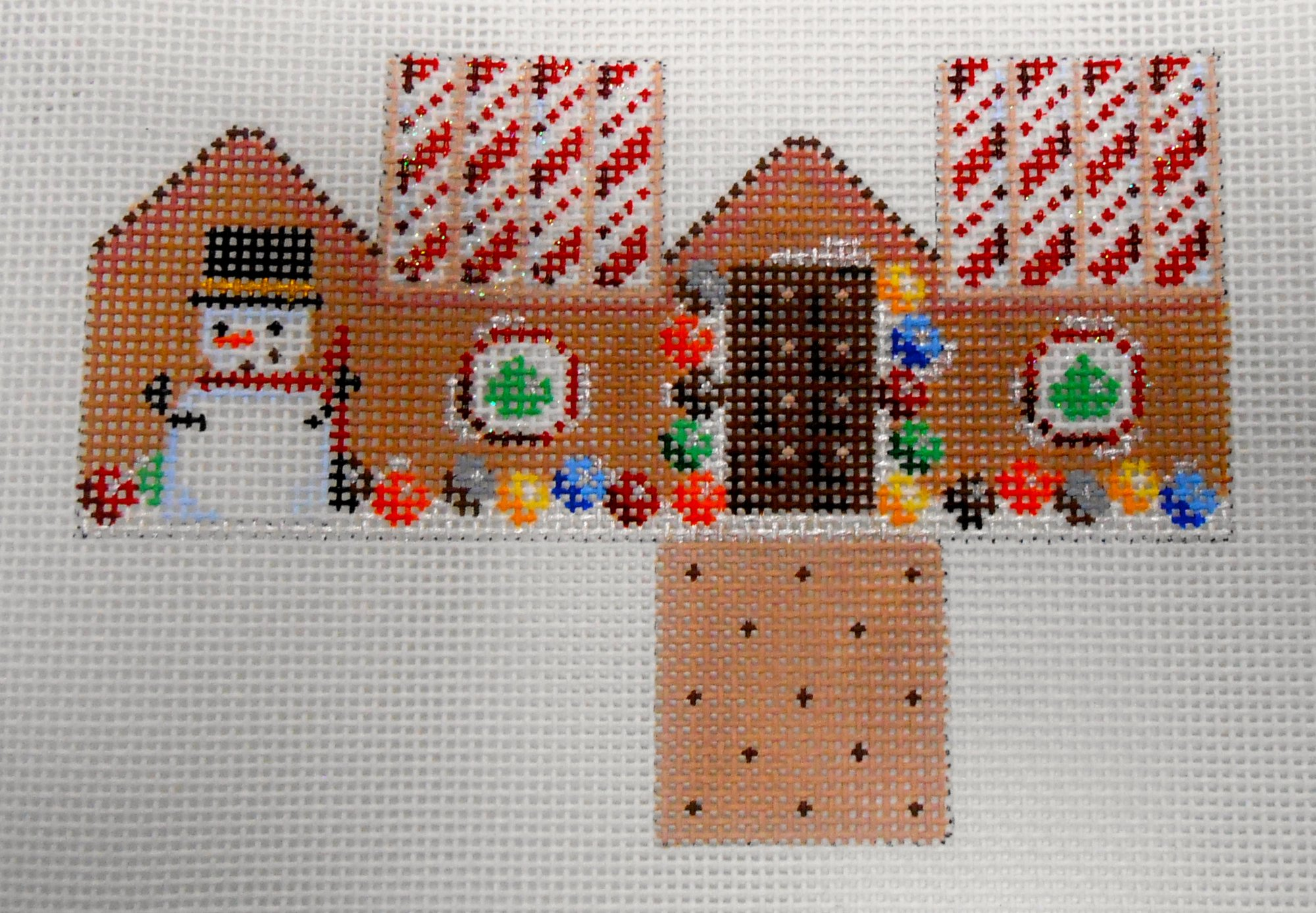 Midi Cottage Marshmallow Snowman