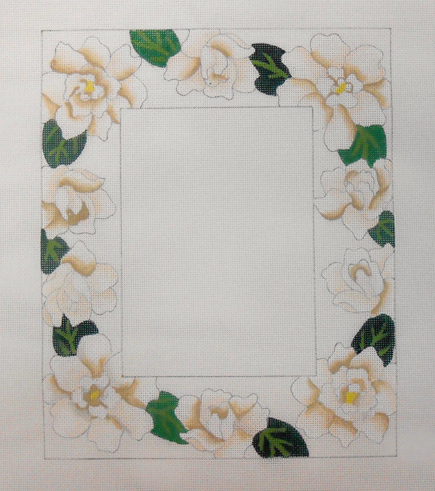 Gardenias Frame