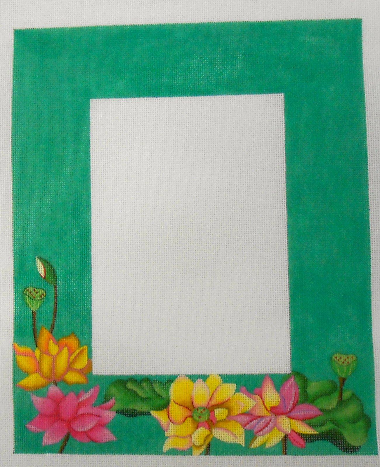 Lotus Garden Frame