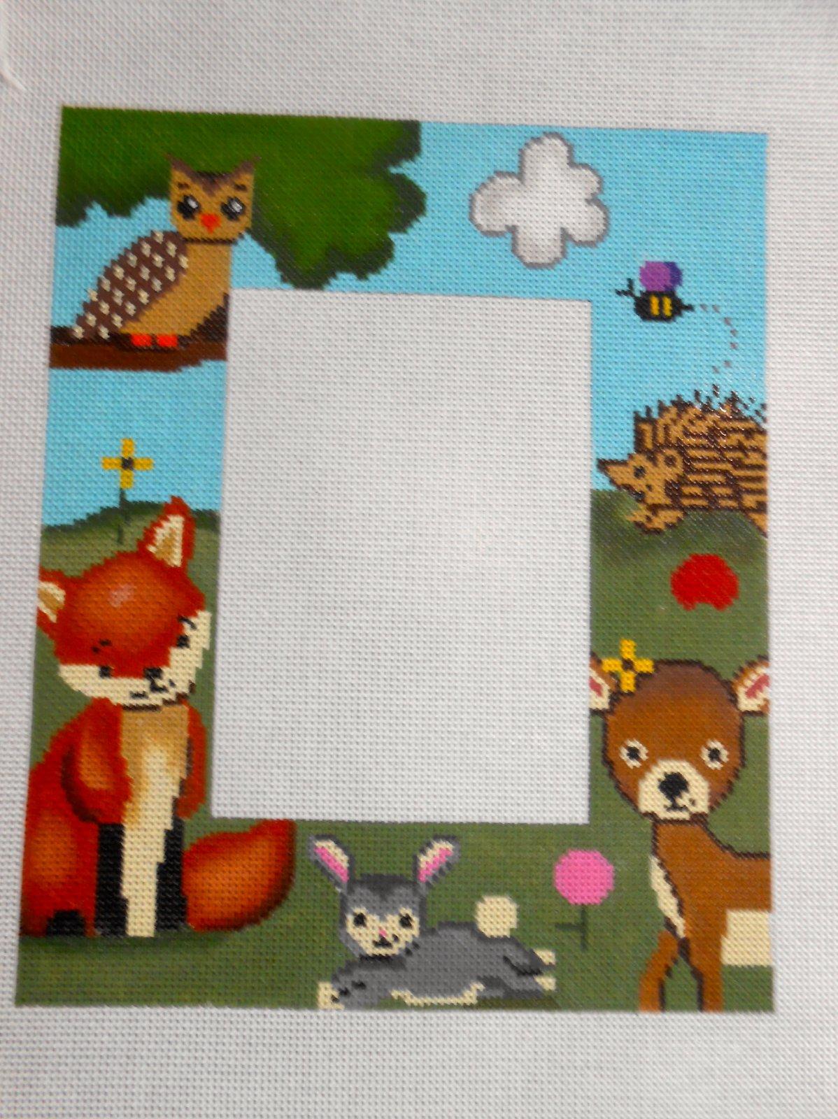 Forest Friends Frame