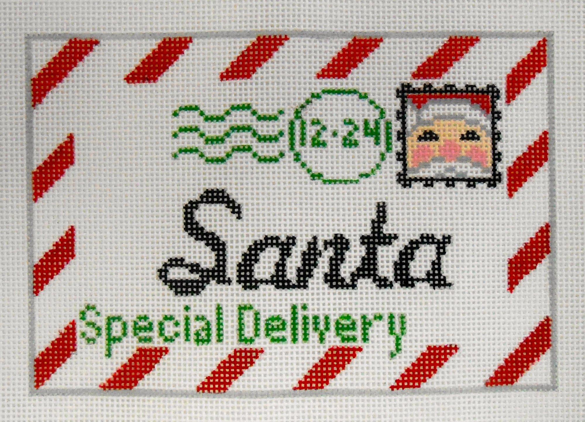 Santa Letter - mini