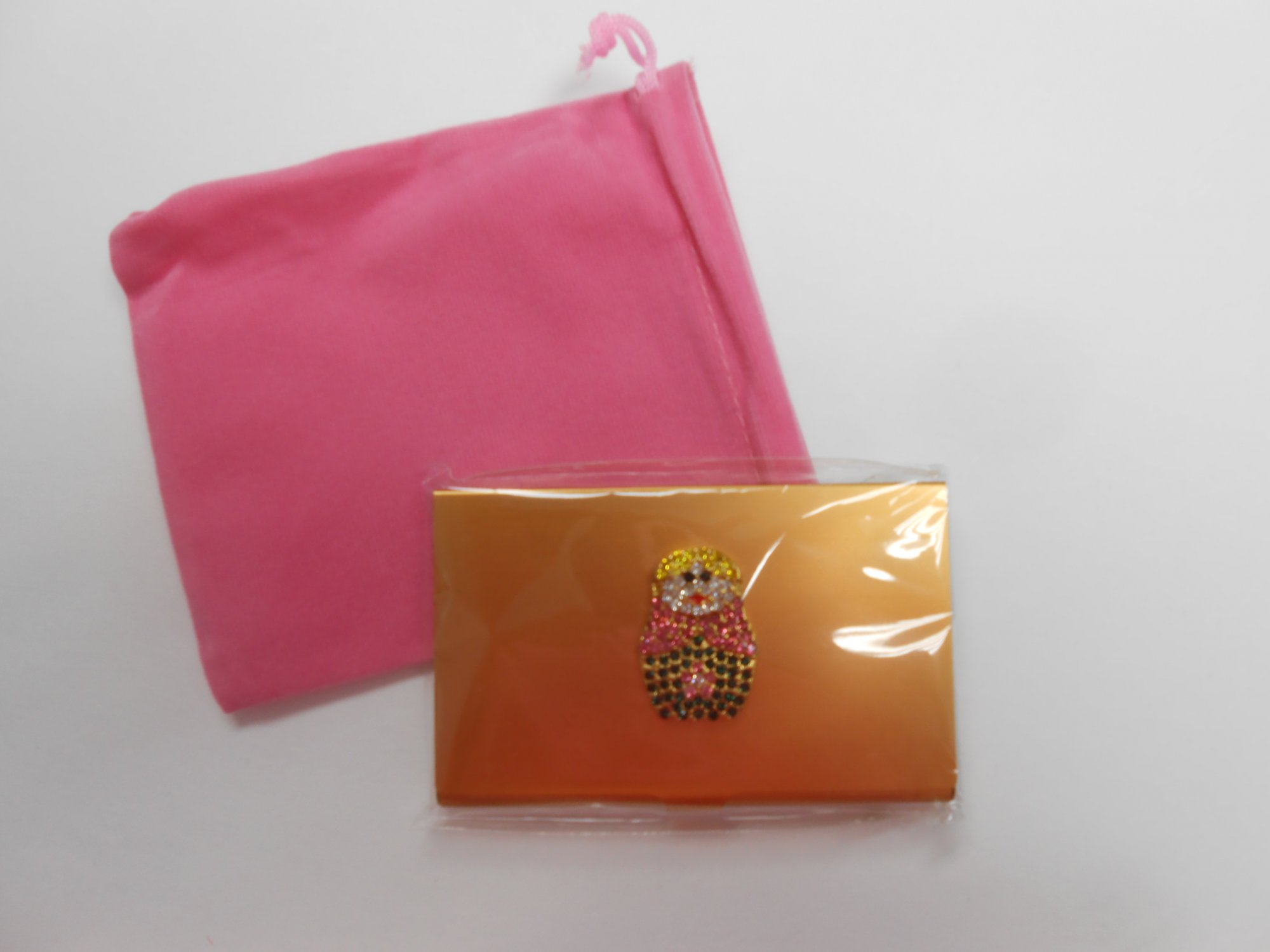 Needle Cases with Bling on top