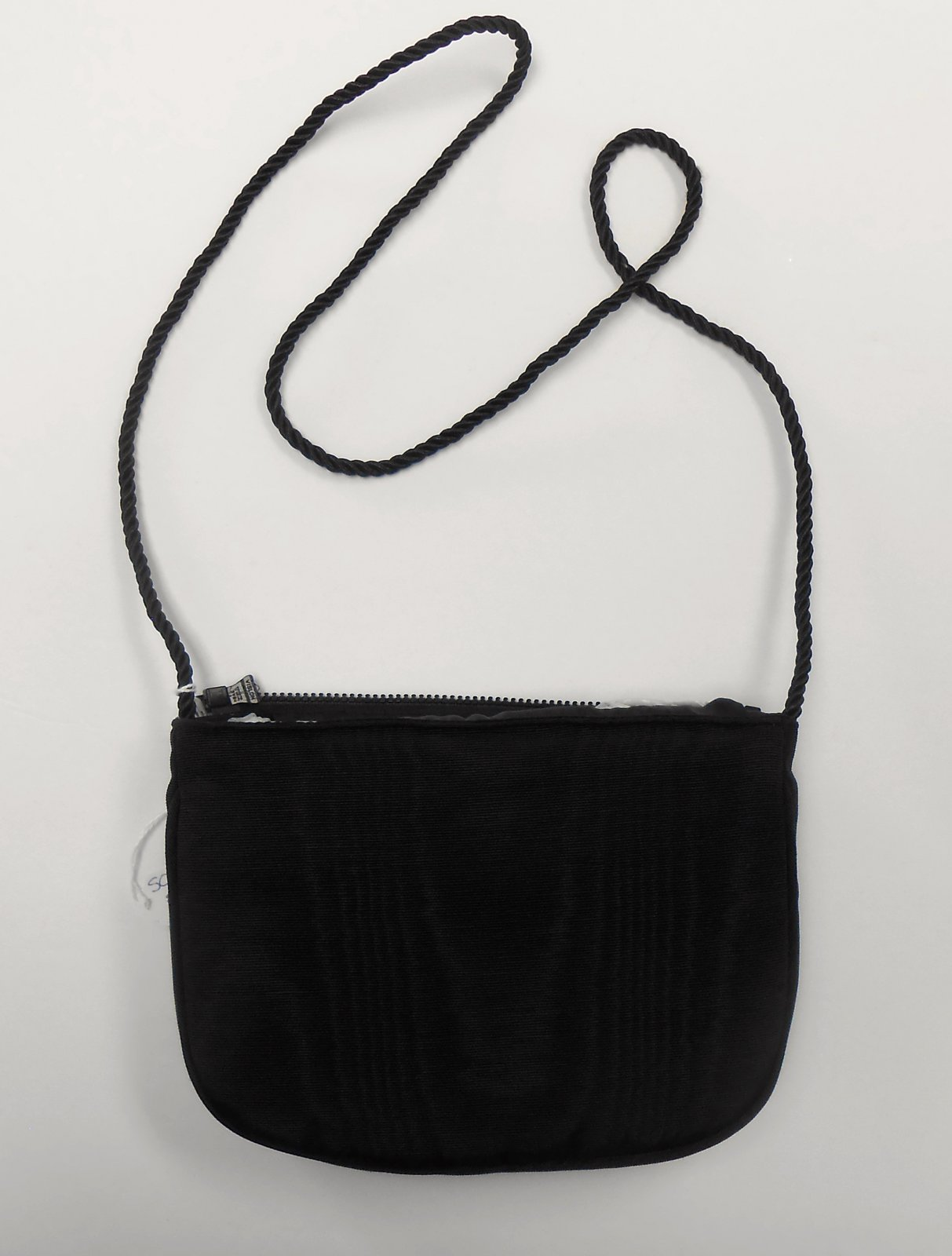 Black Evening Bag without Flap