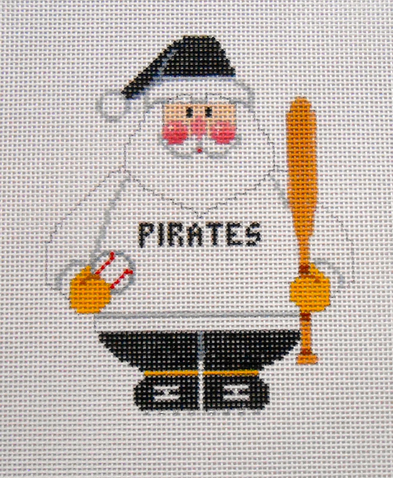 Pittsburgh Pirates Santa