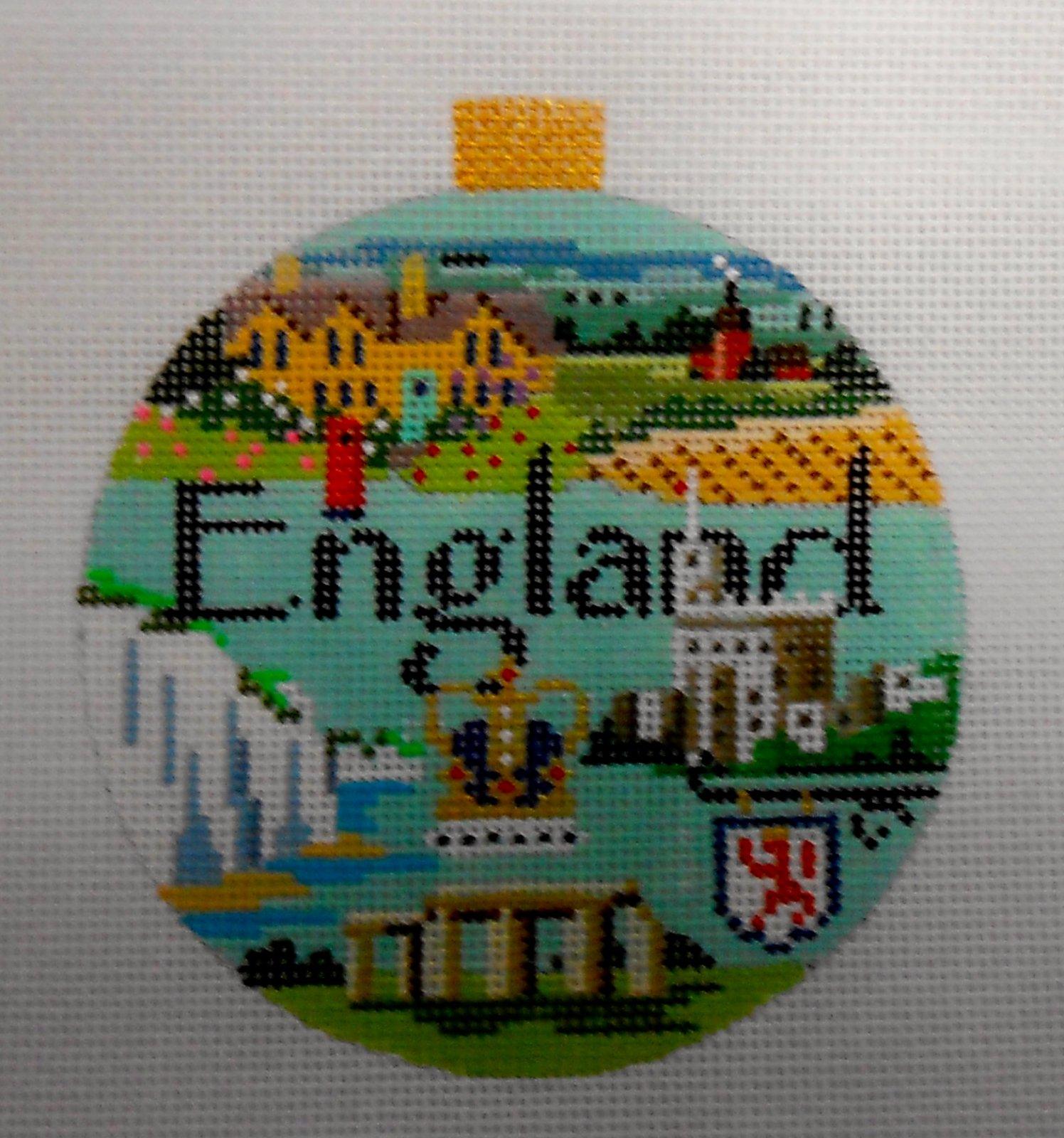 Travel Round - England