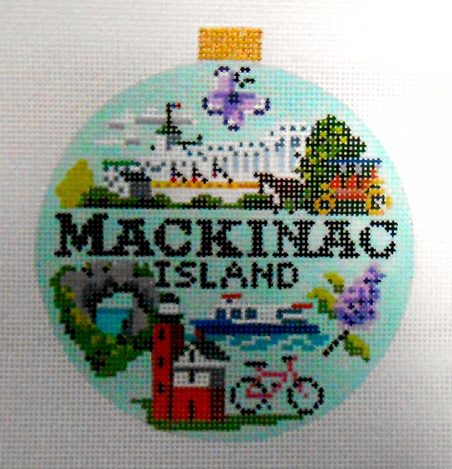 Travel Round - Mackinac Island
