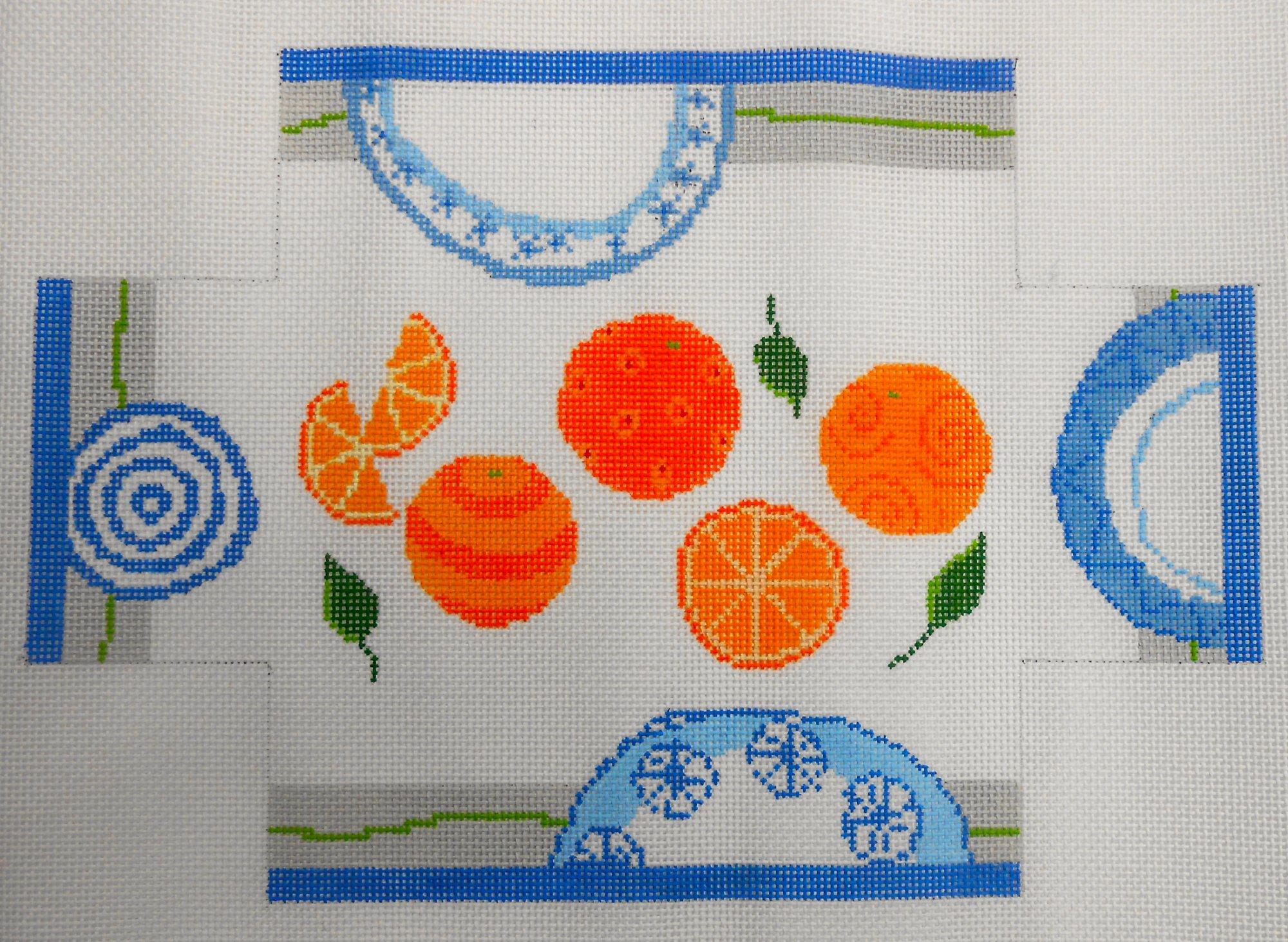 Oranges Doorstop