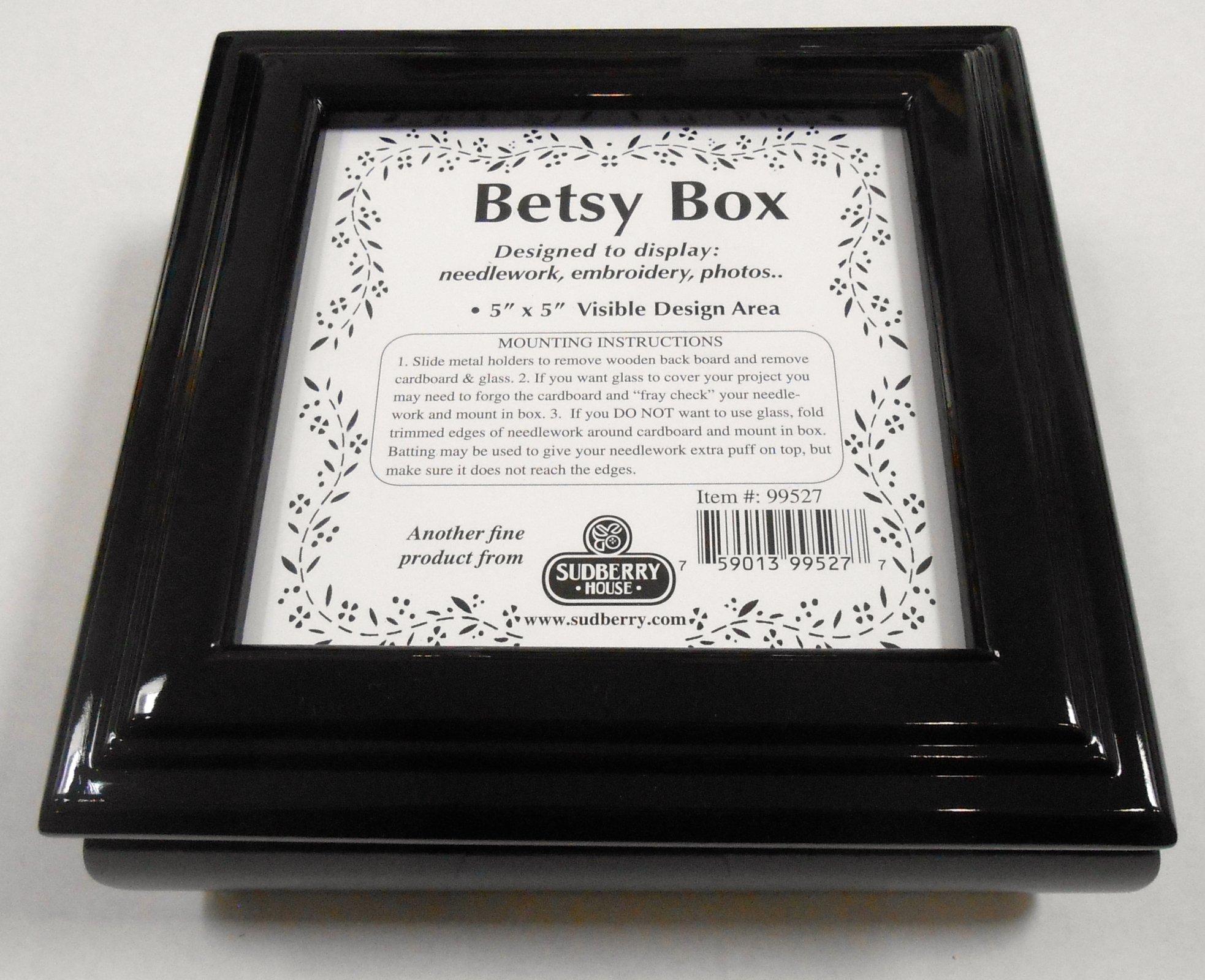 New Black Betsy Box