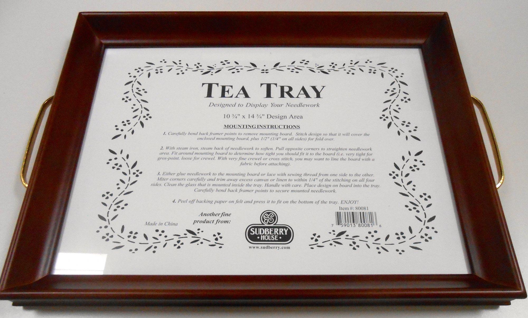 Large Tea Tray