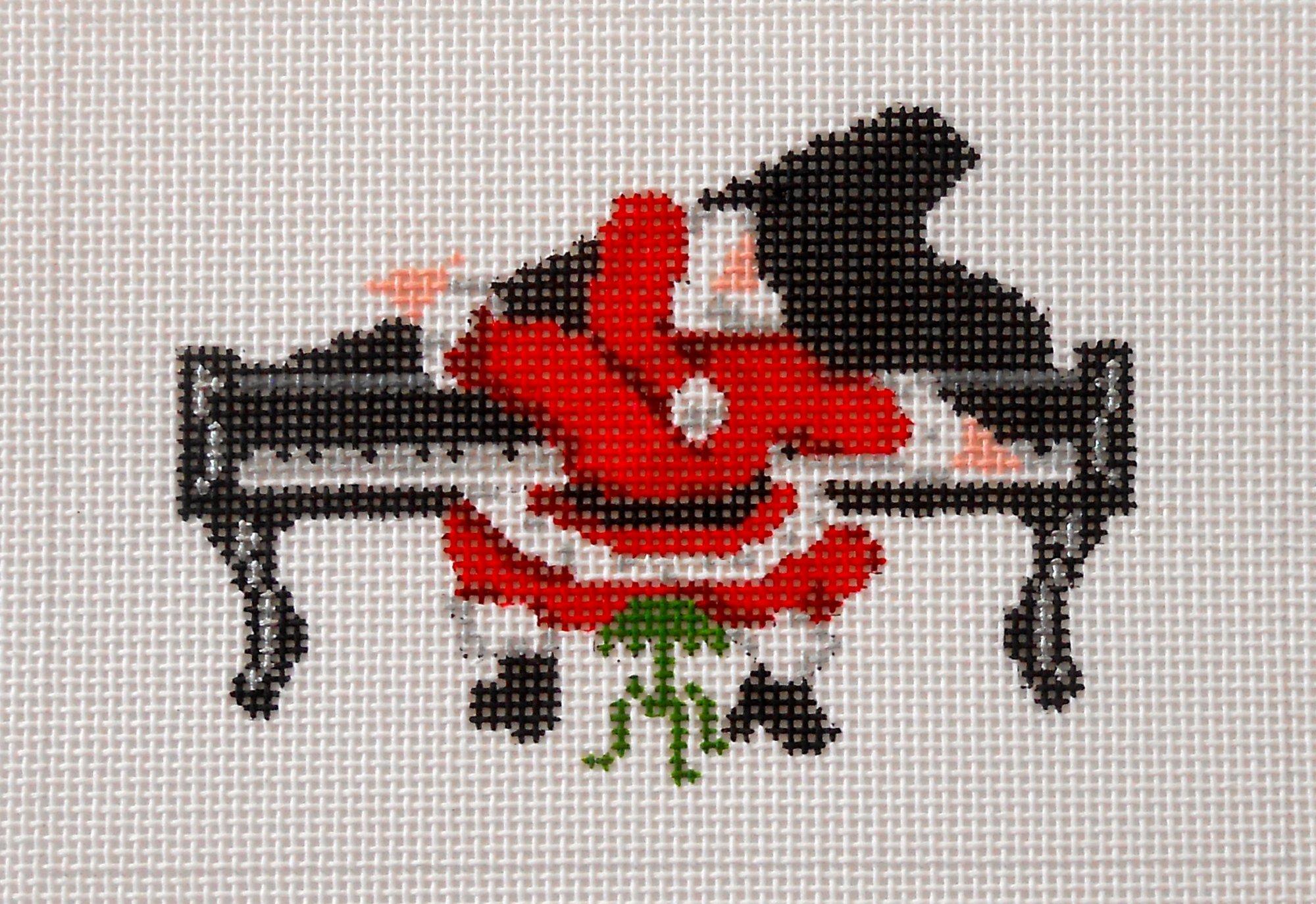 Piano Man Santa