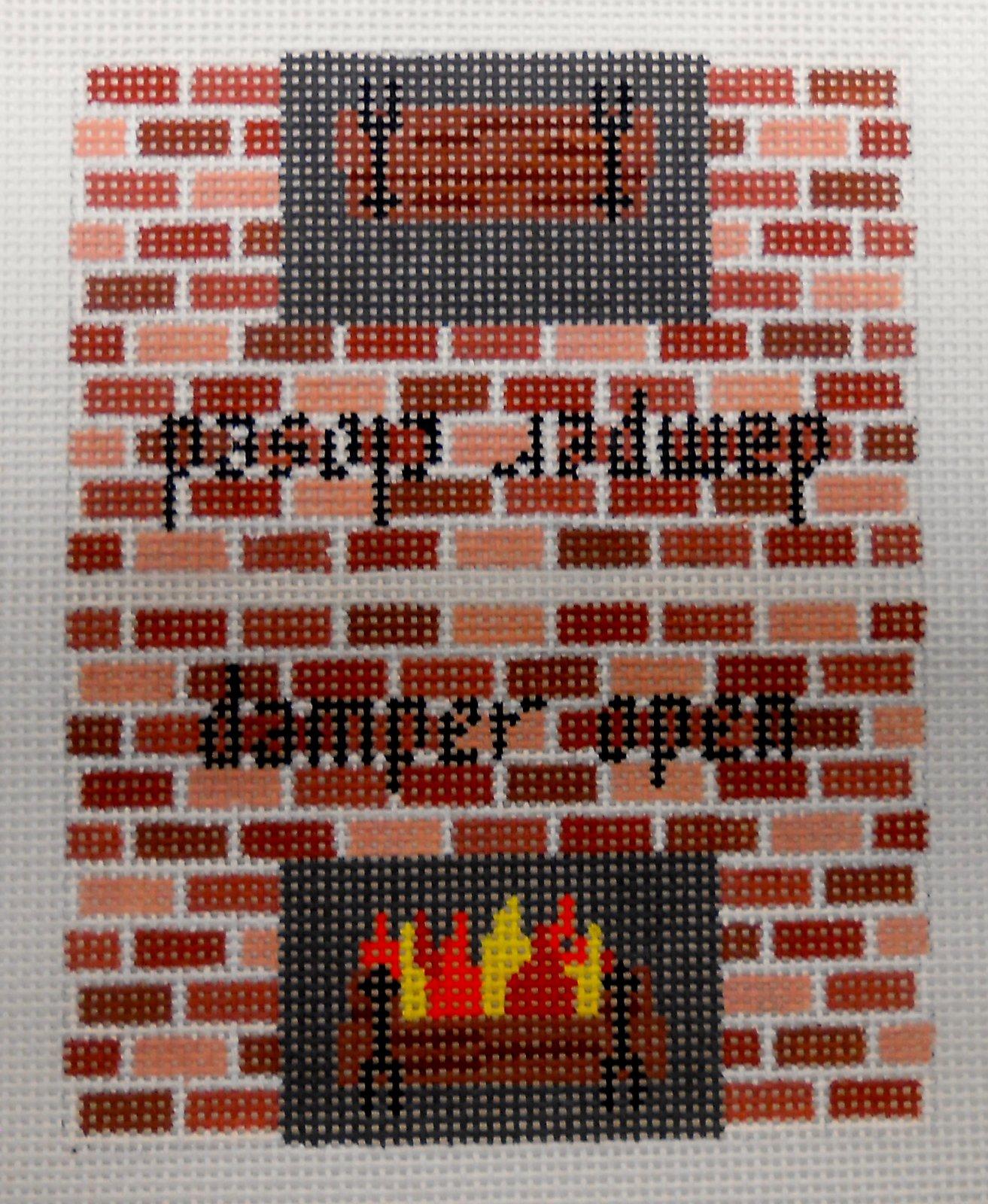 Damper Open/Closed - Fireplace