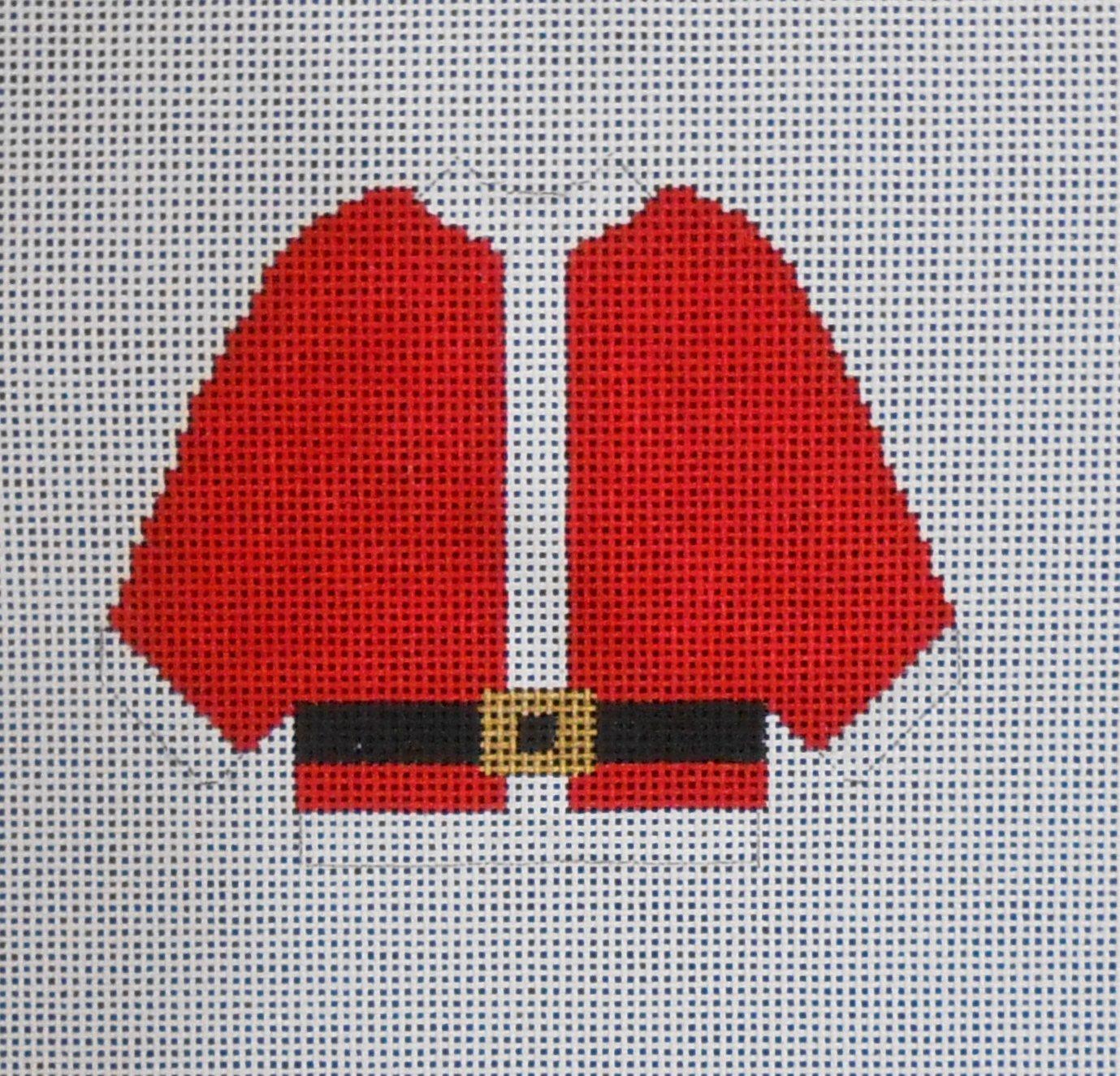 Santa Sweater Ornament